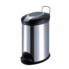 Pedalspand aflang model - 5 liter